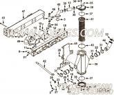 【套件和组件】康明斯CUMMINS柴油机的3970276 套件和组件