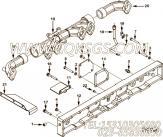 【热屏蔽】康明斯CUMMINS柴油机的4004810 热屏蔽