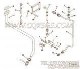 【涡轮增压器支架】康明斯CUMMINS柴油机的3201392 涡轮增压器支架
