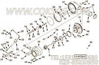 【涡轮增压器执行器】康明斯CUMMINS柴油机的3538691 涡轮增压器执行器