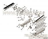 【涡轮增压器支架】康明斯CUMMINS柴油机的4009502 涡轮增压器支架