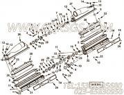 【进气歧管垫片】康明斯CUMMINS柴油机的3411035 进气歧管垫片