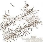 【外螺纹弯头】康明斯CUMMINS柴油机的3089394 外螺纹弯头