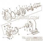 【锁片】康明斯CUMMINS柴油机的3502066 锁片