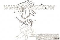 【涡轮增压器】康明斯CUMMINS柴油机的3802137 涡轮增压器