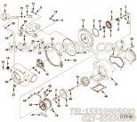 【涡轮增压器】康明斯CUMMINS柴油机的3918900 涡轮增压器