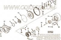 【套件和组件】康明斯CUMMINS柴油机的3522389 套件和组件