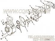 【FUL流量限制孔板】康明斯CUMMINS柴油机的3102853 FUL流量限制孔板