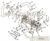 【盖板】康明斯CUMMINS柴油机的4001576 盖板