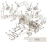 【定理壳盖垫片】康明斯CUMMINS柴油机的4066850 定理壳盖垫片