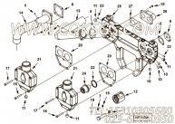 【定理壳支持】康明斯CUMMINS柴油机的4956427 定理壳支持
