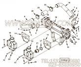 【节温器盖】康明斯CUMMINS柴油机的3637471 节温器盖