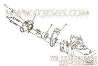 【引擎ISB3.9-125E40A的节温器座组】 康明斯节温器座密封圈报价,参数及图片