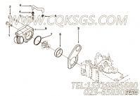 【矩形密封圈】康明斯CUMMINS柴油机的3925466 矩形密封圈