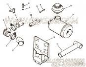 【六角头螺栓】康明斯CUMMINS柴油机的S 186 A 六角头螺栓