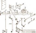 【柔性软管】康明斯CUMMINS柴油机的3102372 柔性软管