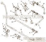 【柔性软管】康明斯CUMMINS柴油机的4080536 柔性软管