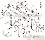 【接头密封垫】康明斯CUMMINS柴油机的3089955 接头密封垫