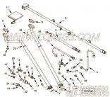 【柔性软管】康明斯CUMMINS柴油机的2862731 柔性软管