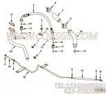 【发动机L360 20的增压器管路组】 康明斯组合软管报价,参数及图片