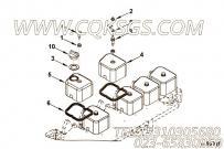 【柴油机B5.9-195G的气阀室罩组】 康明斯加机油口盖报价,参数及图片
