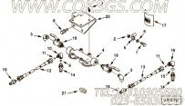 【Bracket, Crn Resistor】康明斯CUMMINS柴油机的4057538 Bracket, Crn Resistor