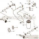 【Bracket, Crn Resistor】康明斯CUMMINS柴油机的3010583 Bracket, Crn Resistor