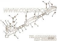 3064242出水管,用于康明斯NT855-C280动力发动机出水管组,更多【破碎机】配件报价