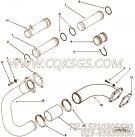 3050944衬垫,用于康明斯KTA38-P1070柴油机输水管组,更多【水泵机组】配件报价
