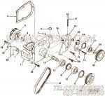 【多楔带】康明斯CUMMINS柴油机的3063024 多楔带