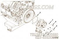 【水泵垫】康明斯CUMMINS柴油机的189582 水泵垫