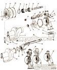 【水泵】康明斯CUMMINS柴油机的BM98557 水泵