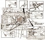 【线束】康明斯CUMMINS柴油机的3078297 线束