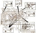 【电气连接器】康明斯CUMMINS柴油机的3411884 电气连接器