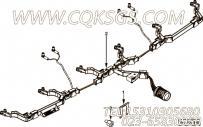 【柴油机ISZ525 40的线束附件组】 康明斯夹子报价,参数及图片