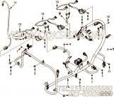 【线束】康明斯CUMMINS柴油机的3966768 线束