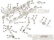 3176570六角螺栓,用于康明斯KTA38-G5-880KW动力排气管组,更多【柴油发电】配件报价