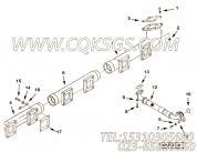 3630591柔性软管,用于康明斯KT38-P780主机排气管组,更多【水泵机组】配件报价