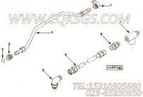【外螺纹弯头】康明斯CUMMINS柴油机的3934881 外螺纹弯头
