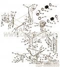 【热屏蔽支架】康明斯CUMMINS柴油机的3638086 热屏蔽支架