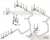 【C3929561】六角法兰面螺栓 用在康明斯发动机