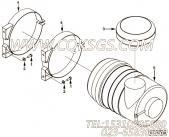 【空气净化器表带】康明斯CUMMINS柴油机的4998418 空气净化器表带