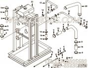 【Tube, Water Transfer】康明斯CUMMINS柴油机的4105824 Tube, Water Transfer