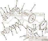 3076717进气管,用于康明斯MTA11-G2动力空滤器支架组,更多【船机】配件报价