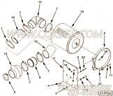 3046772六角螺栓,用于康明斯MTA11-G2主机空滤器支架组,更多【抽沙船用】配件报价