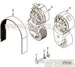 【发动机4B3.9-G1的电子起动附件组】 康明斯弹簧垫圈报价,参数及图片