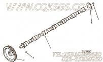 3021596半圆键,用于康明斯NTA855-M350柴油发动机性能件组,更多【抽沙船用】配件报价