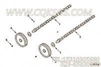 【凸轮轴】康明斯CUMMINS柴油机的3070841 凸轮轴