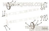 207373凸轮轴端盖,用于康明斯KT38-G-500KW柴油发动机基础件组,更多【发电机组】配件报价
