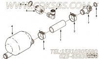 【引擎ISL8.9E5380的增压器管路组】 康明斯直软管报价,参数及图片